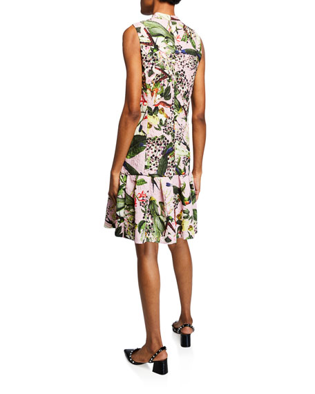 Erdem Nena Fassett Dream Sleeveless Dress