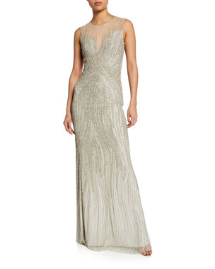 154c57db573 Jenny Packham Dresses   Gowns at Neiman Marcus