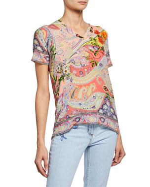 e51c47a0c32 Women s Designer Tops on Sale at Neiman Marcus
