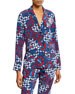 Figue Brigitte Long-Sleeve Tikki Floral Blouse