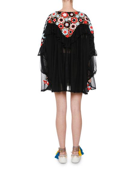 Alanui Cornely Cotton Dress