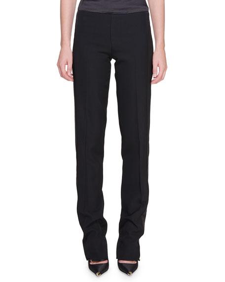 TOM FORD Satin-Trim Tuxedo Trousers