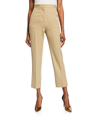 1bc100cd4cbbe Burberry Women's Pants at Neiman Marcus