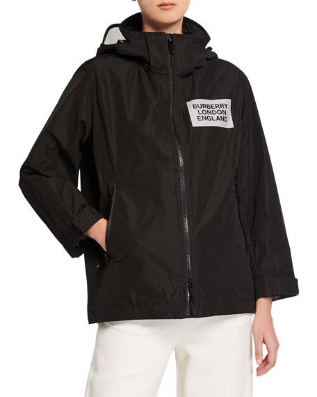 Burberry Millport Rain Coat