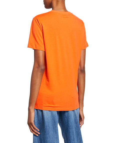 Etro Metallic Lady Shimmer T-Shirt