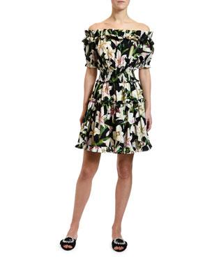 8f1f54dfb29e4 Dolce & Gabbana Dresses & Clothing at Neiman Marcus