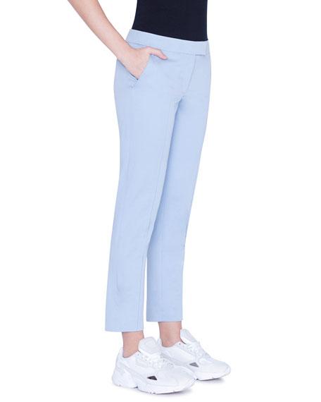 Akris punto Frankie 3/4-Length Jersey Pants