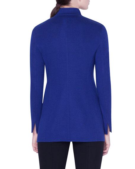 Akris Danielle Cashmere-Jersey Jacket