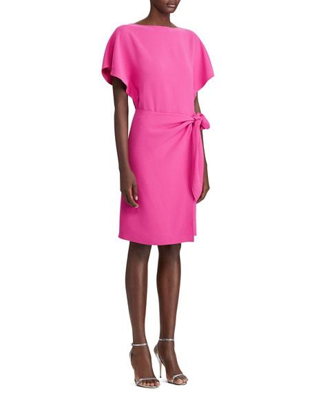 Ralph Lauren Collection Wayland Wrap Dress