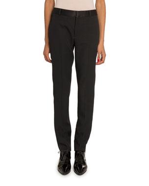 85db77763cf Saint Laurent Women s Clothing at Neiman Marcus