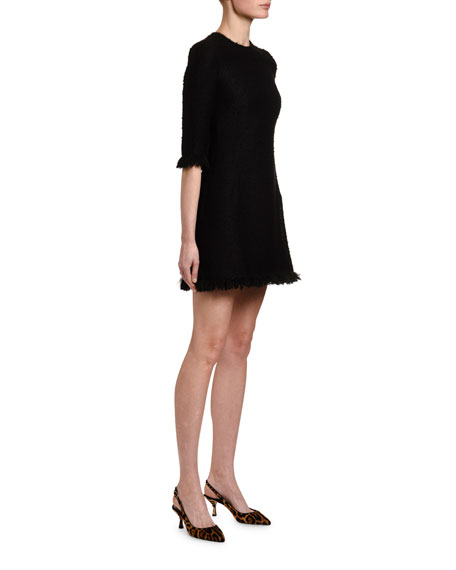 Dolce & Gabbana Lightweight Crepe Dress