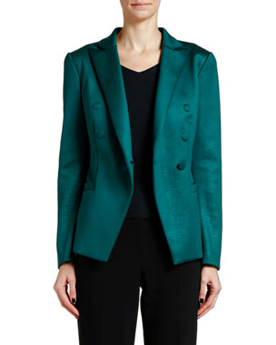 5bf45f63dc69b Giorgio Armani Women's Clothing at Neiman Marcus