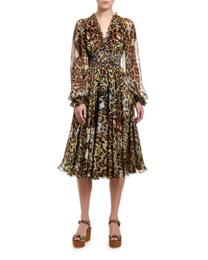 60ae212fefab7 Dolce & Gabbana Dresses & Clothing at Neiman Marcus