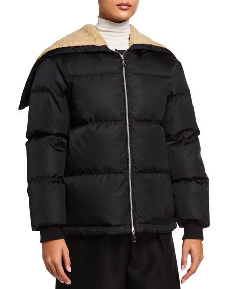 Burberry Seafield Down-Filled Jacket