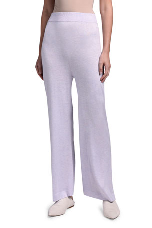 Agnona Full-Leg Pants