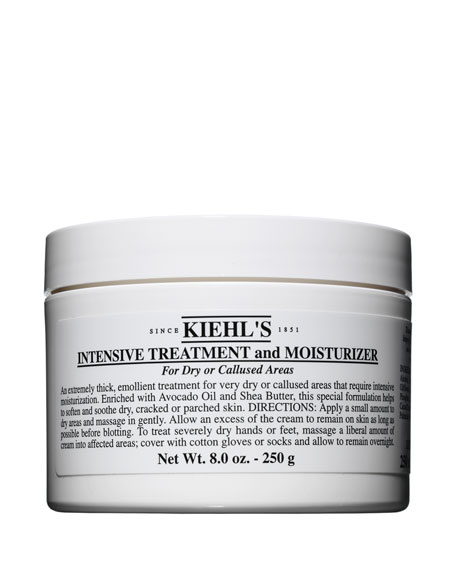 Kiehl's Since 1851 Intensive Treatment and Moisturizer, 8.0