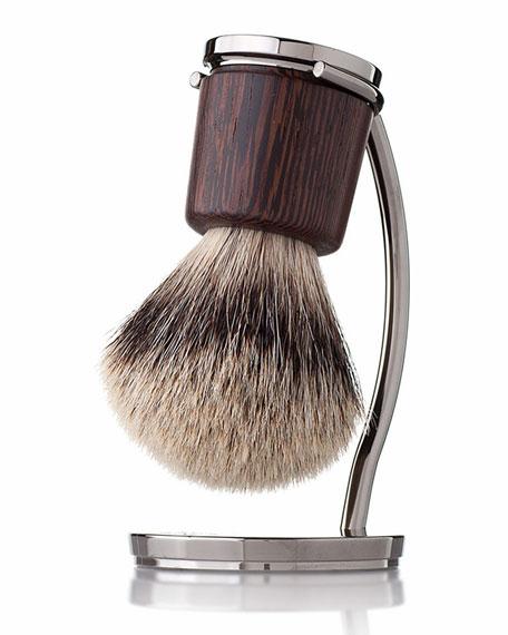 Acqua di Parma Collezione Barbiere Brush & Stand