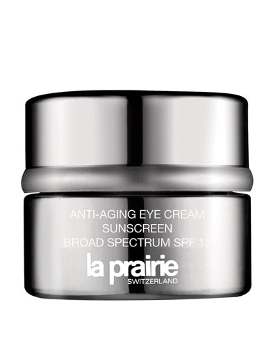 Anti-Aging Eye Cream Suncreen SPF 15, 15 mL