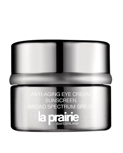 Anti-Aging Eye Cream Sunscreen SPF 15, 0.5 oz.