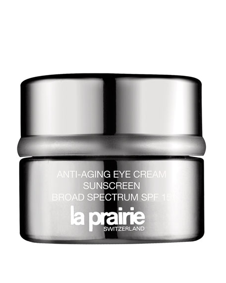 Anti-Aging Eye Cream Suncreen SPF 15, 0.5 oz.