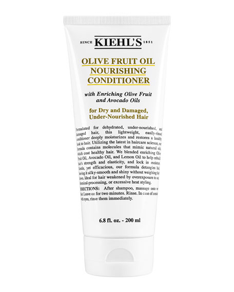 Olive Fruit Oil Nourishing Conditioner, 6.8 oz.