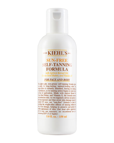 Kiehl's Since 1851 Sun-Free Self-Tanning Formula For Face