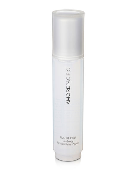 MOISTURE BOUND Skin Energy Hydration Delivery System, 2.7 oz.