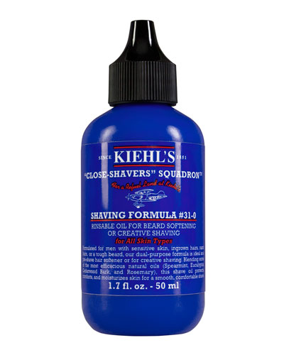 """Close-Shavers"" Squadron Shaving Formula #31-0, 1.7 fl. oz."