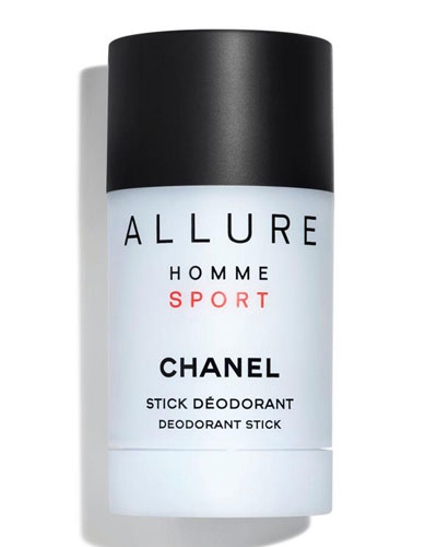 CHANEL ALLURE HOMME SPORT<br>Deodorant Stick 2 oz.