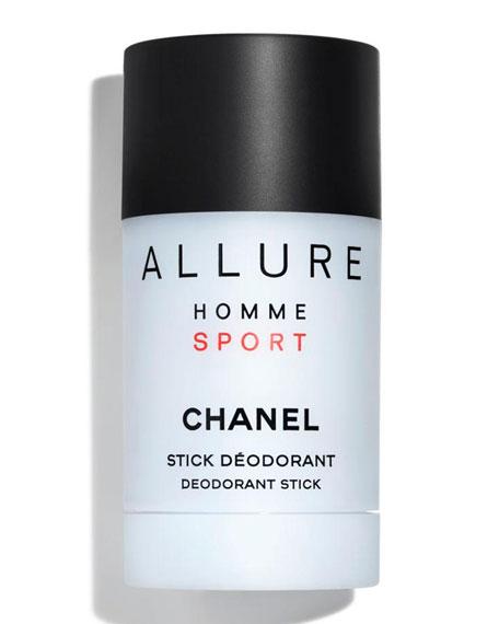 <b>ALLURE HOMME SPORT</b><br>Deodorant Stick 2 oz.