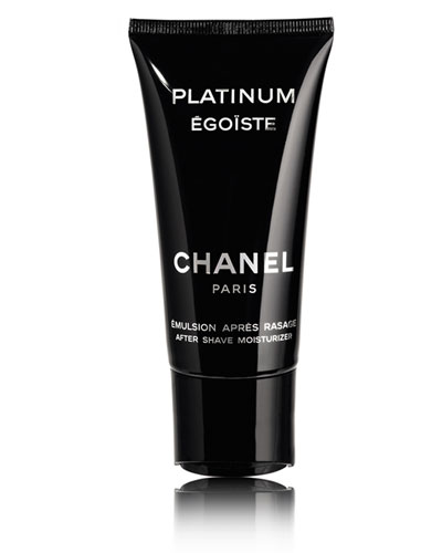 CHANEL PLATINUM ÉGOÏSTE<br>After Shave Moisturizer