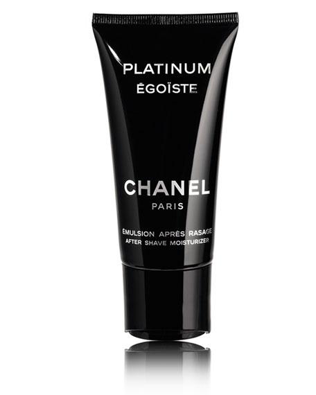 <b>PLATINUM ÉGOÏSTE</b><br>After Shave Moisturizer 2.5 oz.