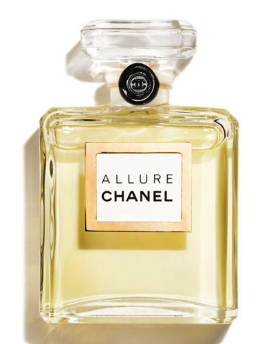 <b>ALLURE</b><br>Parfum Bottle .25 oz./ 7.4 mL