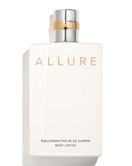 CHANEL ALLURE<br>Body Lotion 6.8 oz.