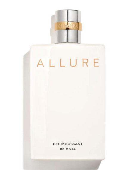 <b>ALLURE</b><br>Bath Gel 6.8 oz.