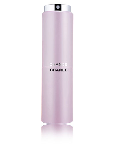 <b>CHANCE</b><br>Eau de Toilette Twist And Spray 3 X 0.7 oz./ 21 mL