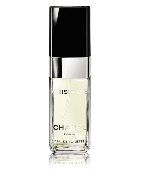 <b>CRISTALLE</b><br>Eau de Toilette Spray 2.0 oz./ 60 mL