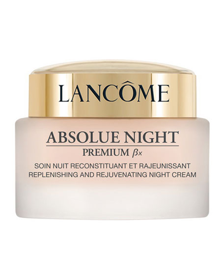 Absolue Premium βx Replenishing and Rejuvenating Night Cream, 2.6 oz