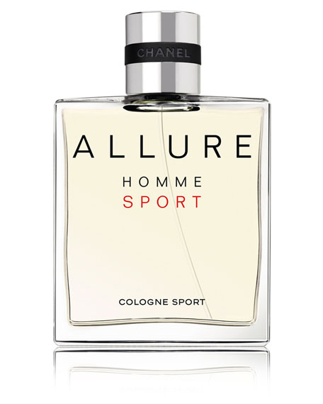 ALLURE HOMME SPORT Cologne Sport Spray, 5.0 oz./ 148 mL