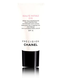 CHANEL BEAUTÉ INITIALE ENERGIZING MULTI-PROTECTION EYE CREAM SPF 15