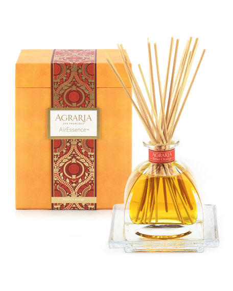 Agraria Bitter Orange AirEssence Fragrance with Tray, 7.4