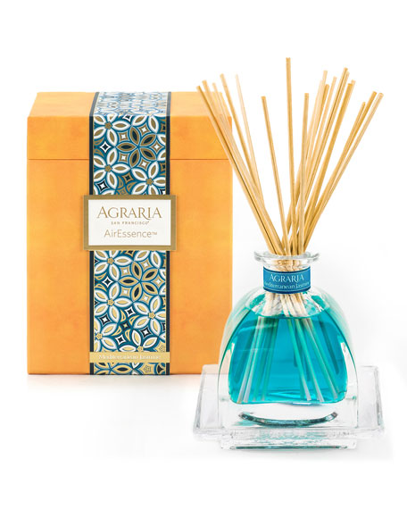 Agraria Mediterranean Jasmine AirEssence with Tray, 7.4 oz.