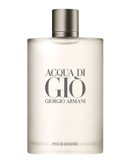 Acqua di Gio for Men Eau de Toilette, 6.7 oz.
