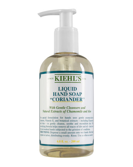 Coriander Liquid Hand Soap, 6.8 fl. oz.
