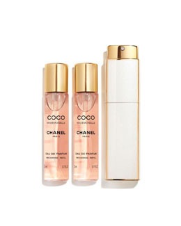 CHANEL COCO MADEMOISELLE<br>Eau De Parfum Twist And Spray