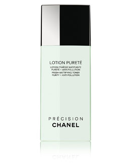 CHANEL LOTION PURETÉ<br>Fresh Mattifying Toner Purity + Anti-Pollution 6.8 oz.