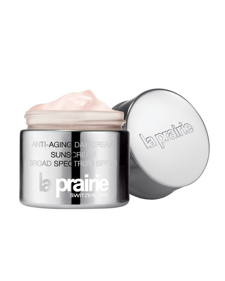 La Prairie Anti-Aging Day Cream Sunscreen Broad Spectrum