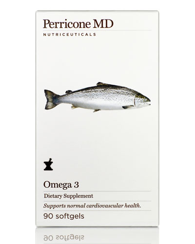 Omega 3 Dietary Supplement, 30-Day Supply (90 Softgels)