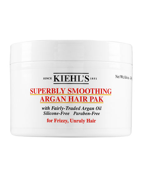 Superbly Smoothing Argan Hair Pak, 8.4 oz.