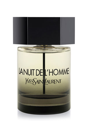 Saint Laurent Le Nuit de L'Homme Eau de Toilette, 3.3 oz./ 100 mL